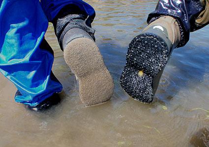 felt-sole-boots