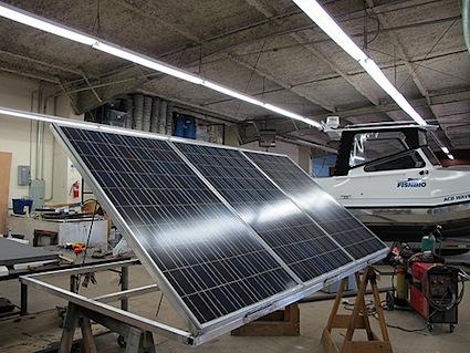 solar-panel-frame