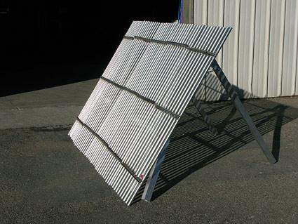 rigid-weir-panels
