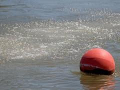 Bubble Barrier Buoy