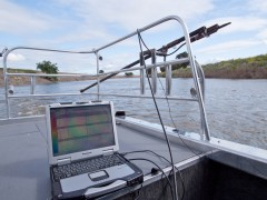 Boat Mounted Hydophone