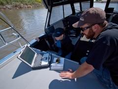 Recording The Fish Location