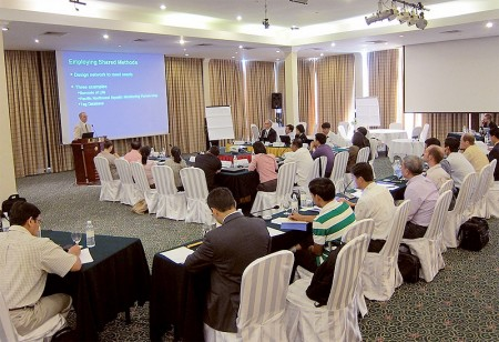 Presentation for the Mekong Fish Network