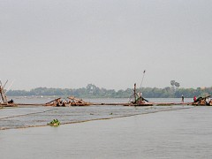 Tonle Sap Dai Net Fishery