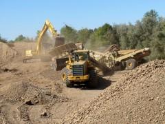 Gravel Processing