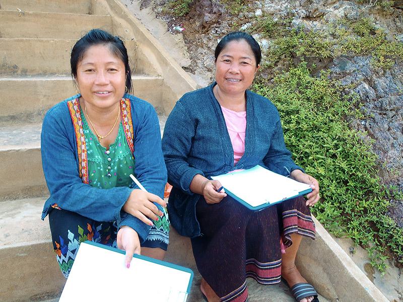 laos women