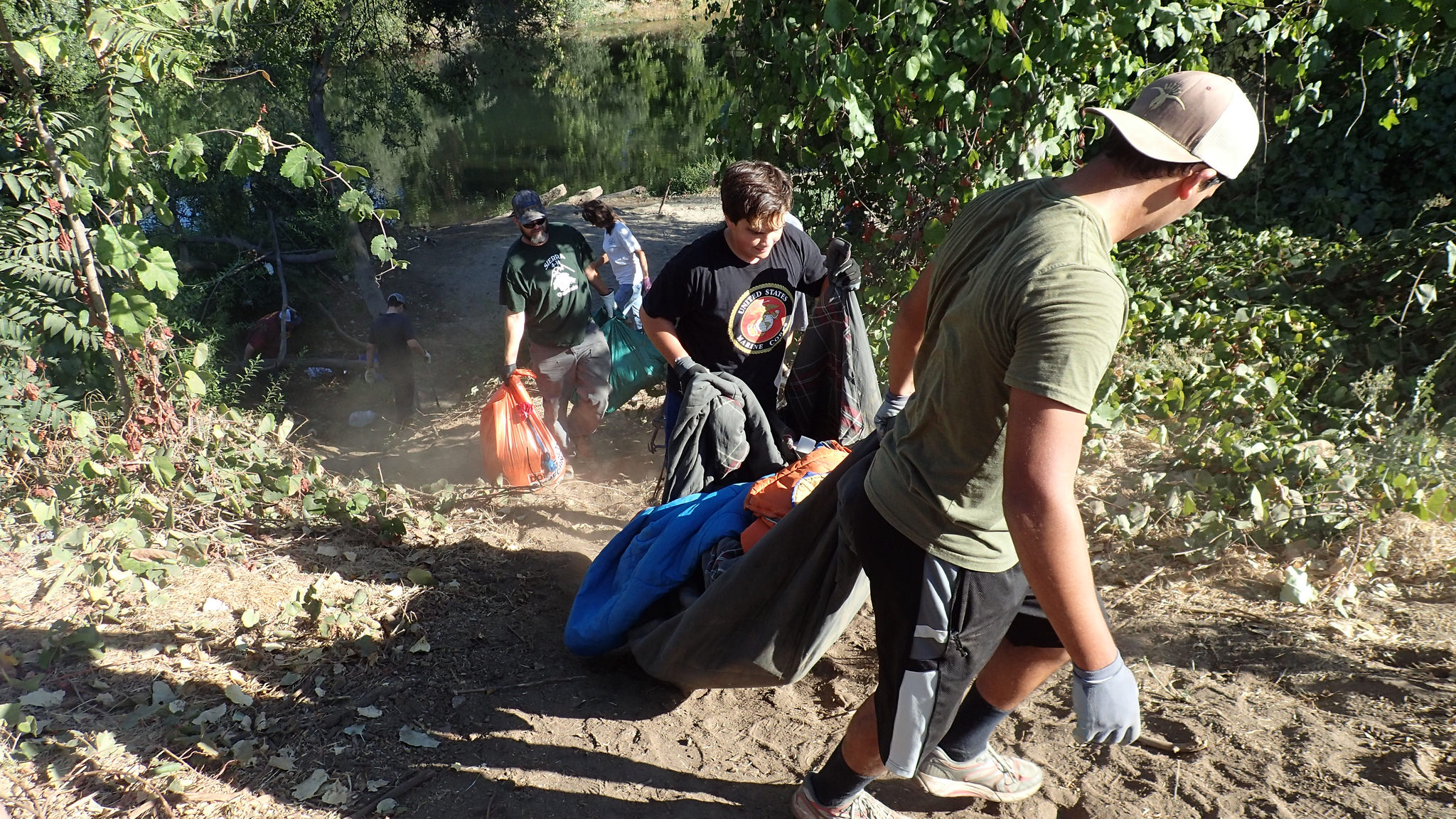Stanislaus River Cleanup