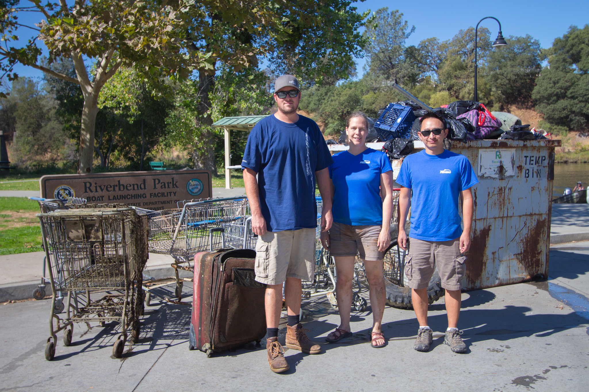 Feather River Cleanup Finds