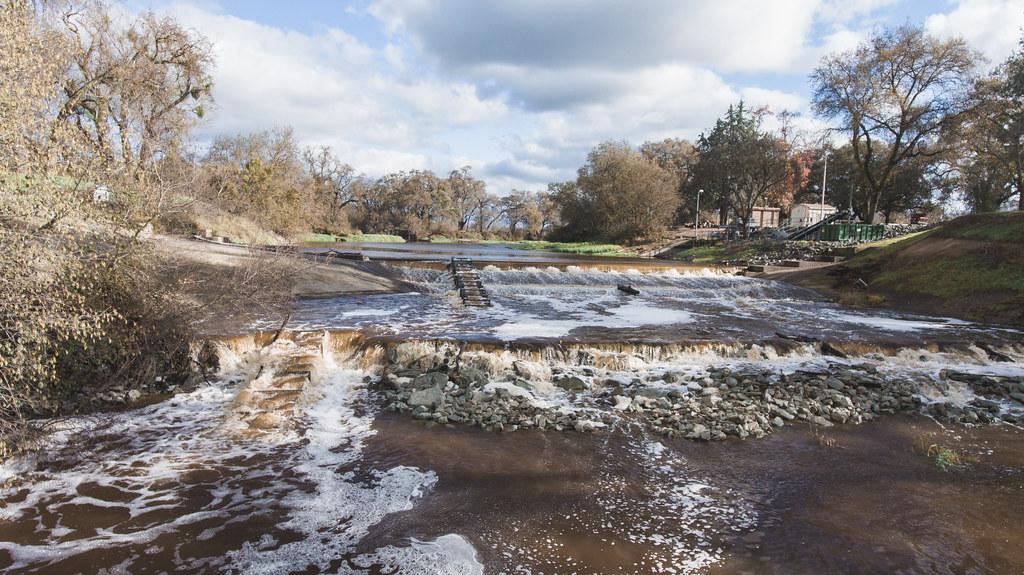 Bellota Weir High Flow