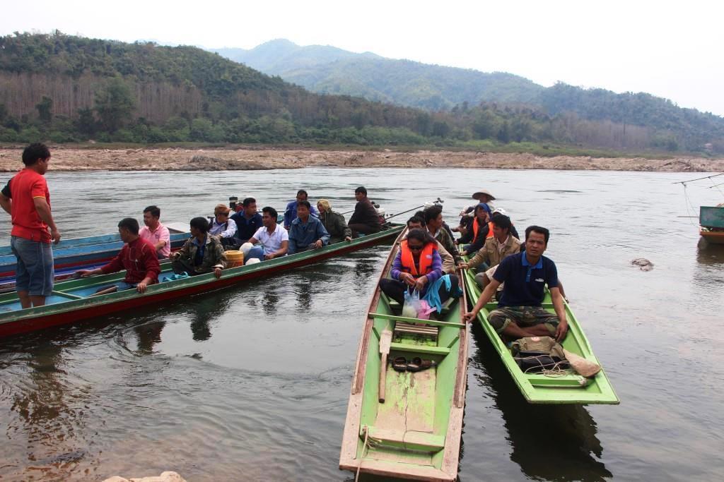Boat tour 2020 FCZ Exchange visit