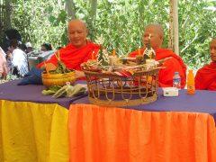 Buddhist offering