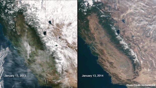 California's disappearing snowpack