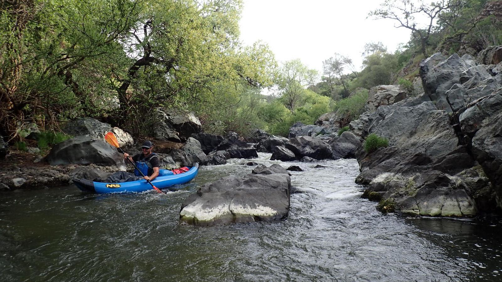 Calaveras Kayak