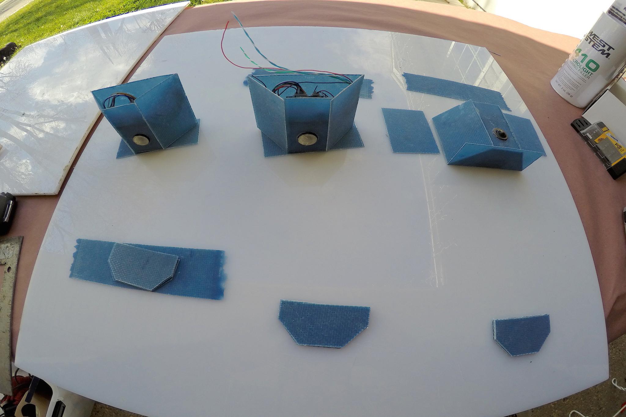 Cameras in Process