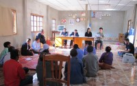 Closing Workshop in Ban Sa Kai