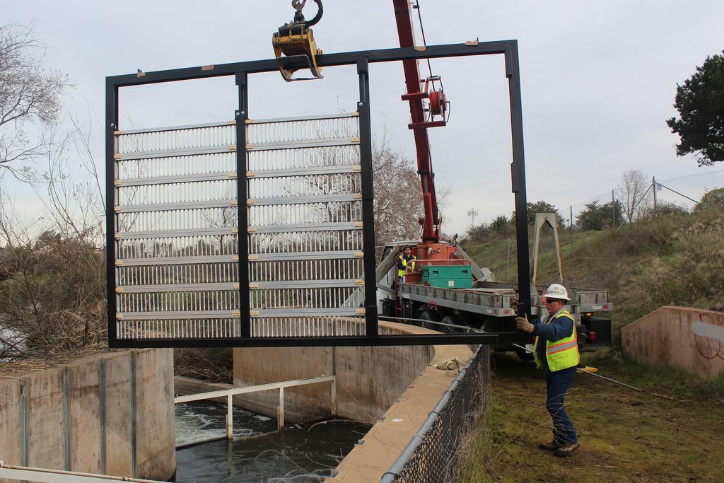Custom Weir Panel