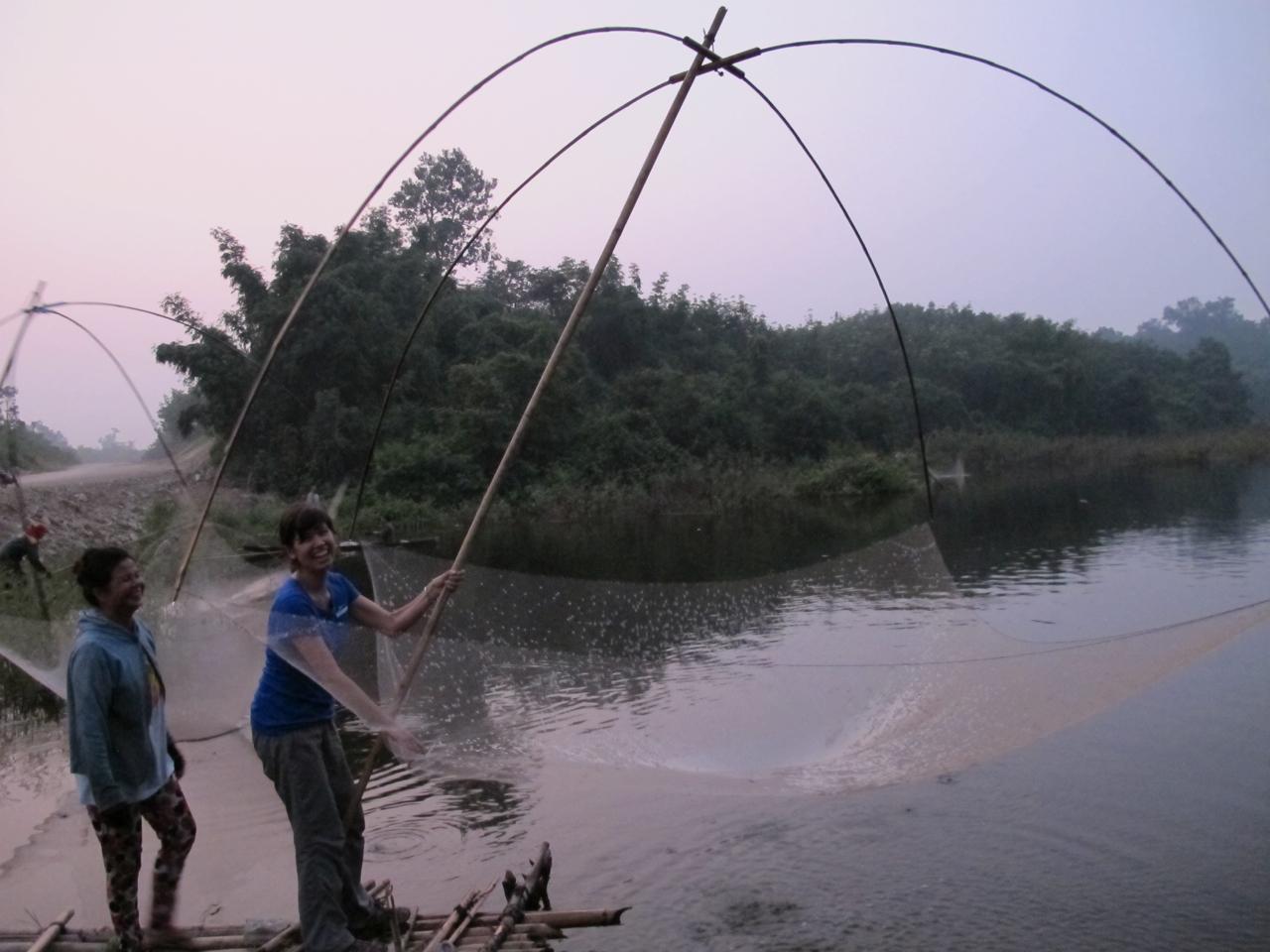 Fishing Pole Photo Frame