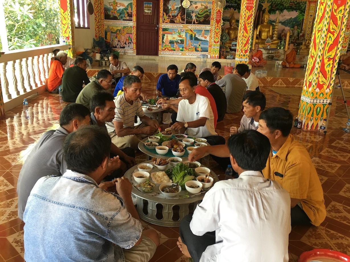 FCZ feast Sakai village