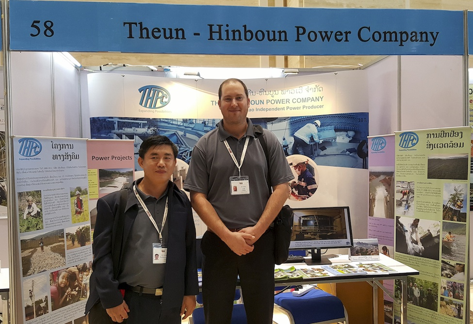 FISHBIO at Hydropower Development in Asia Conference