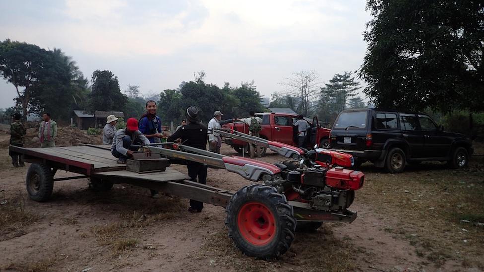 Field Transportation