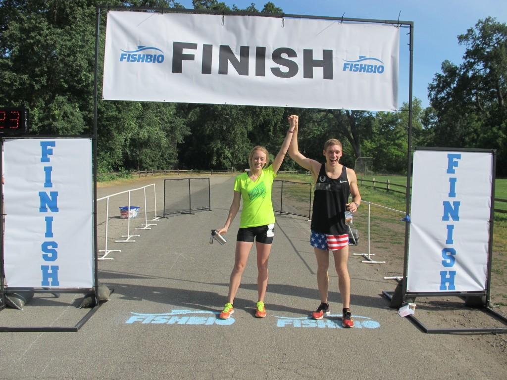 Salmon Run grand prize winners