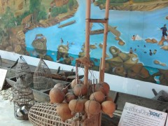 Fishing display