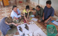Training for Mekong Fish Network Participatory Fisher Surveys