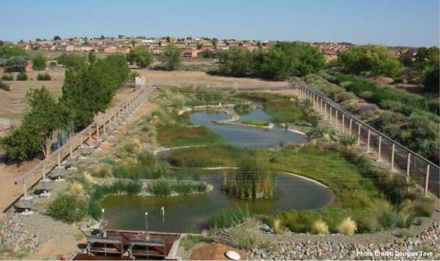 Los Lunas Naturalized Rearing Hatchery Facility