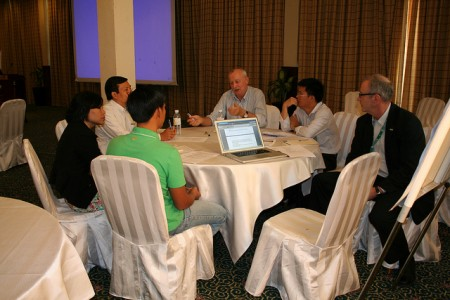Mekong Fish Network consultation workshop