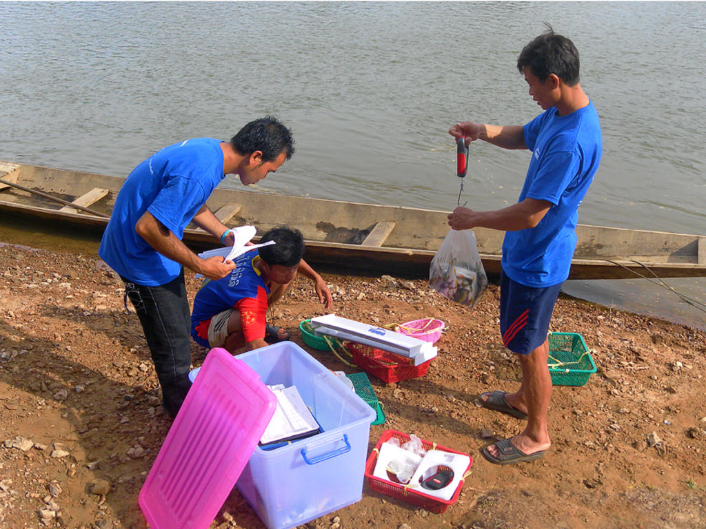 Nam Kading Fisheries