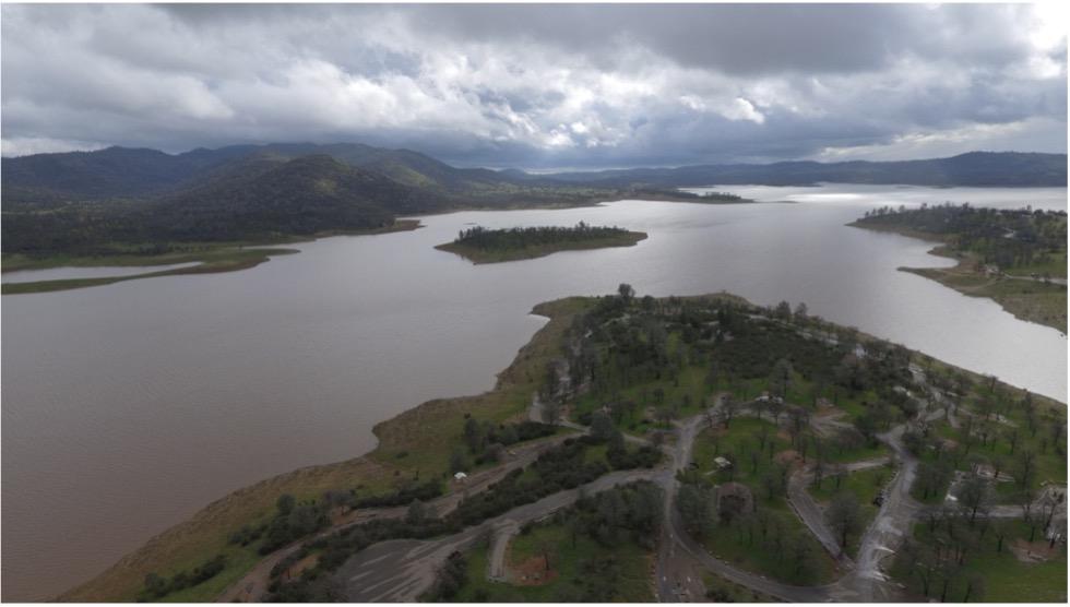 New Hogan Reservoir