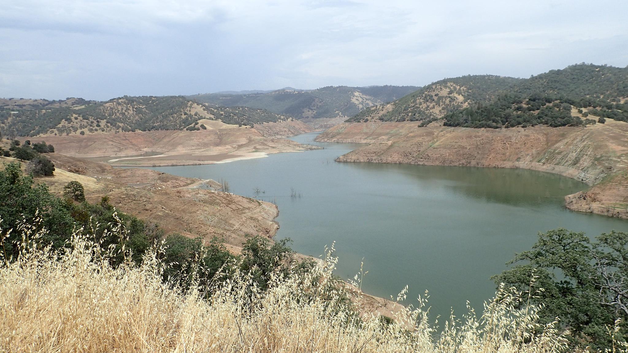 New Melones Reservoir June 2015