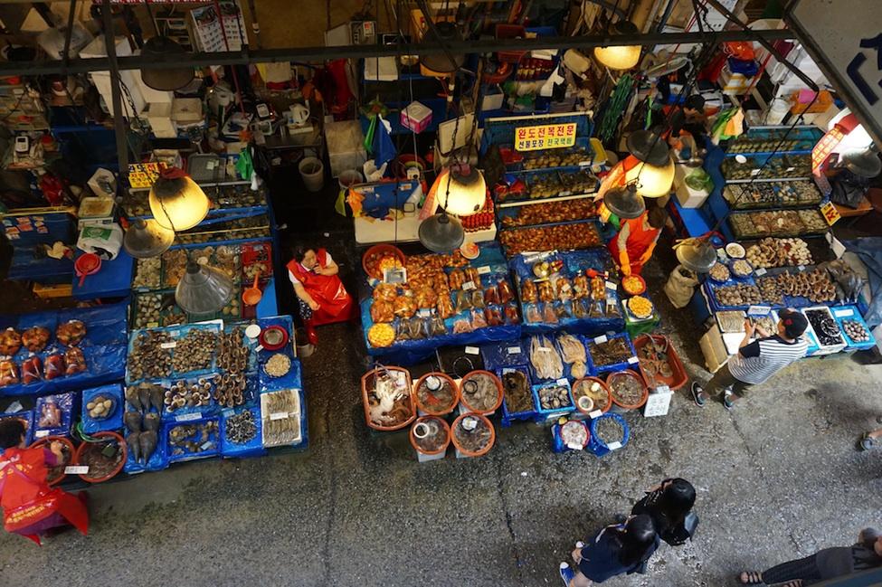 Noryangjin Fish Market