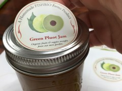 Our homemade products and labels