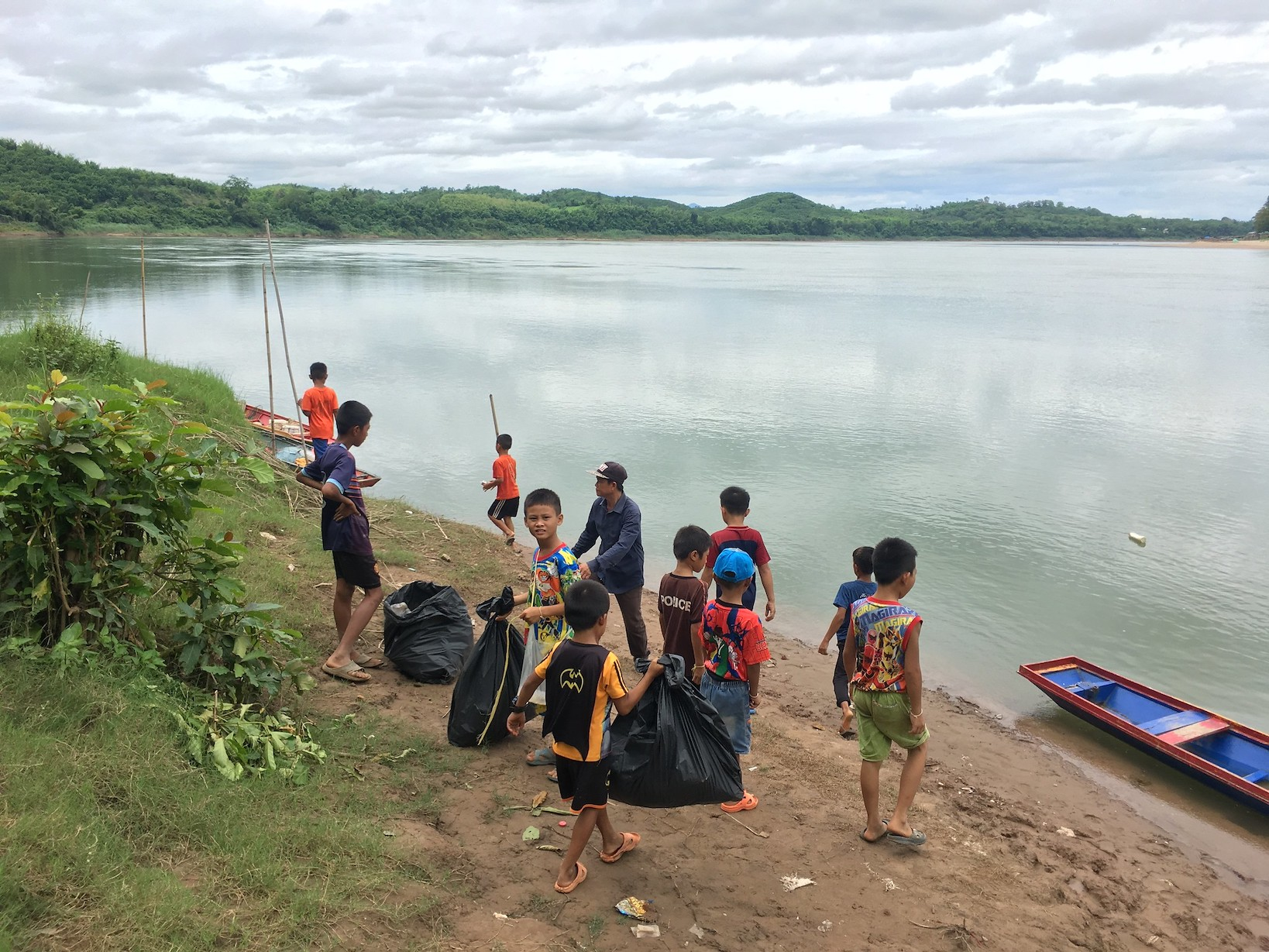 Phalath River Cleanup