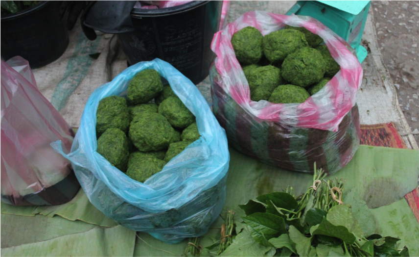 Balls of river weed for sale