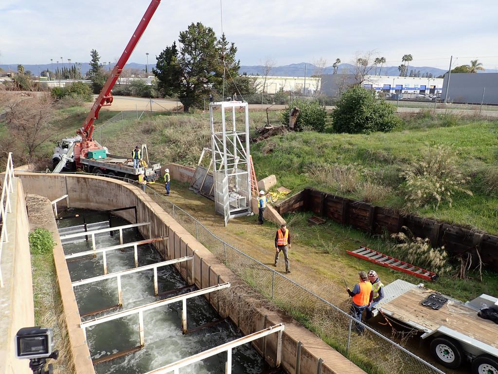 Riverwatcher Infrastructure