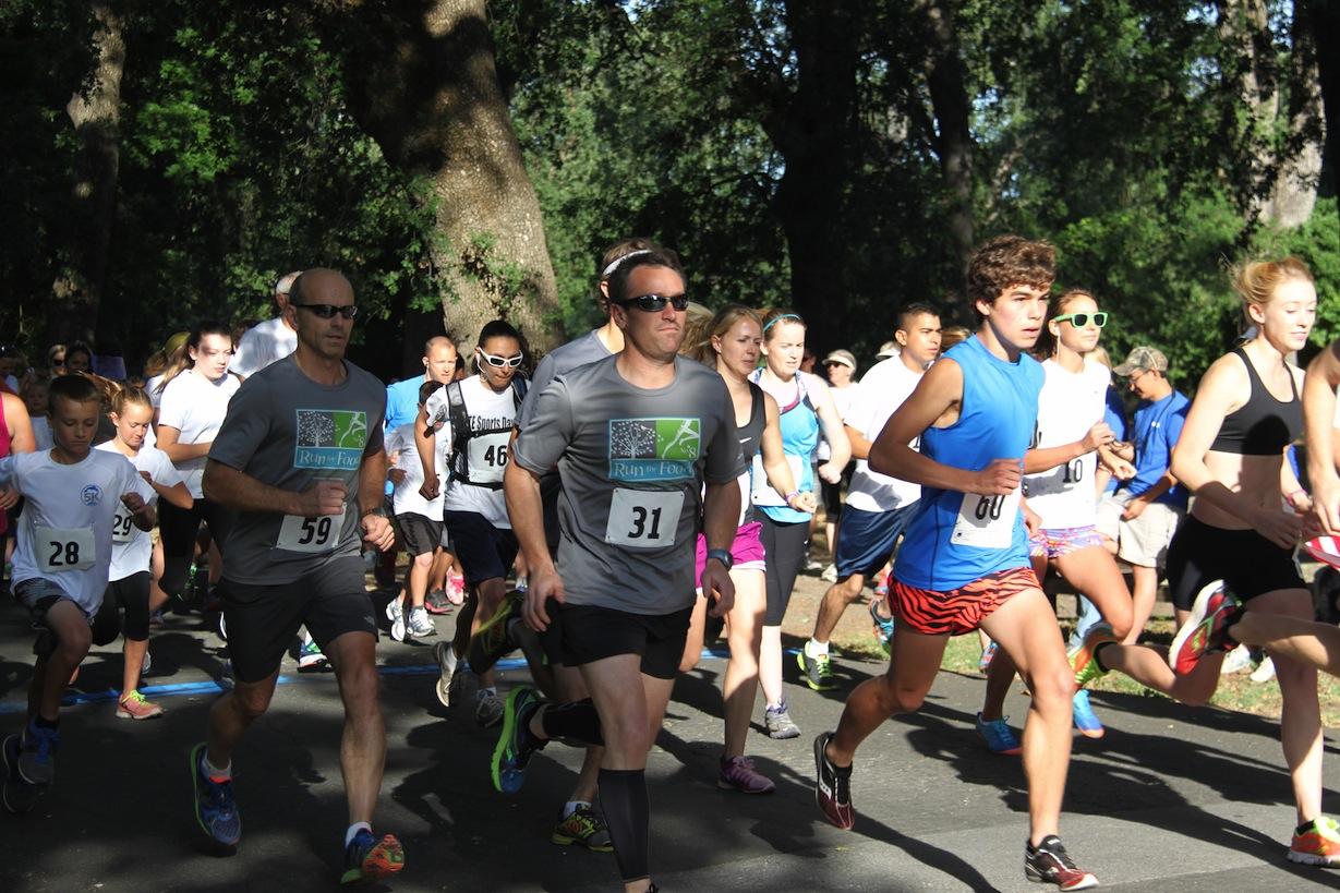 Salmon Run Racers 2014