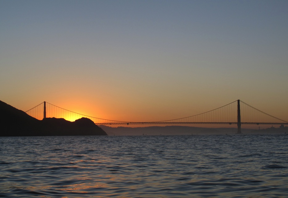 San Francisco Bay Sunrise