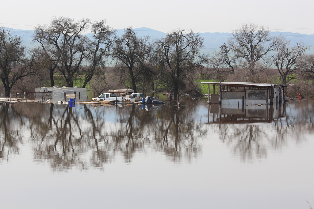 San Joaquin Flooding