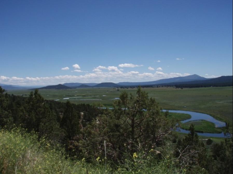 Sprague River in Oregon.