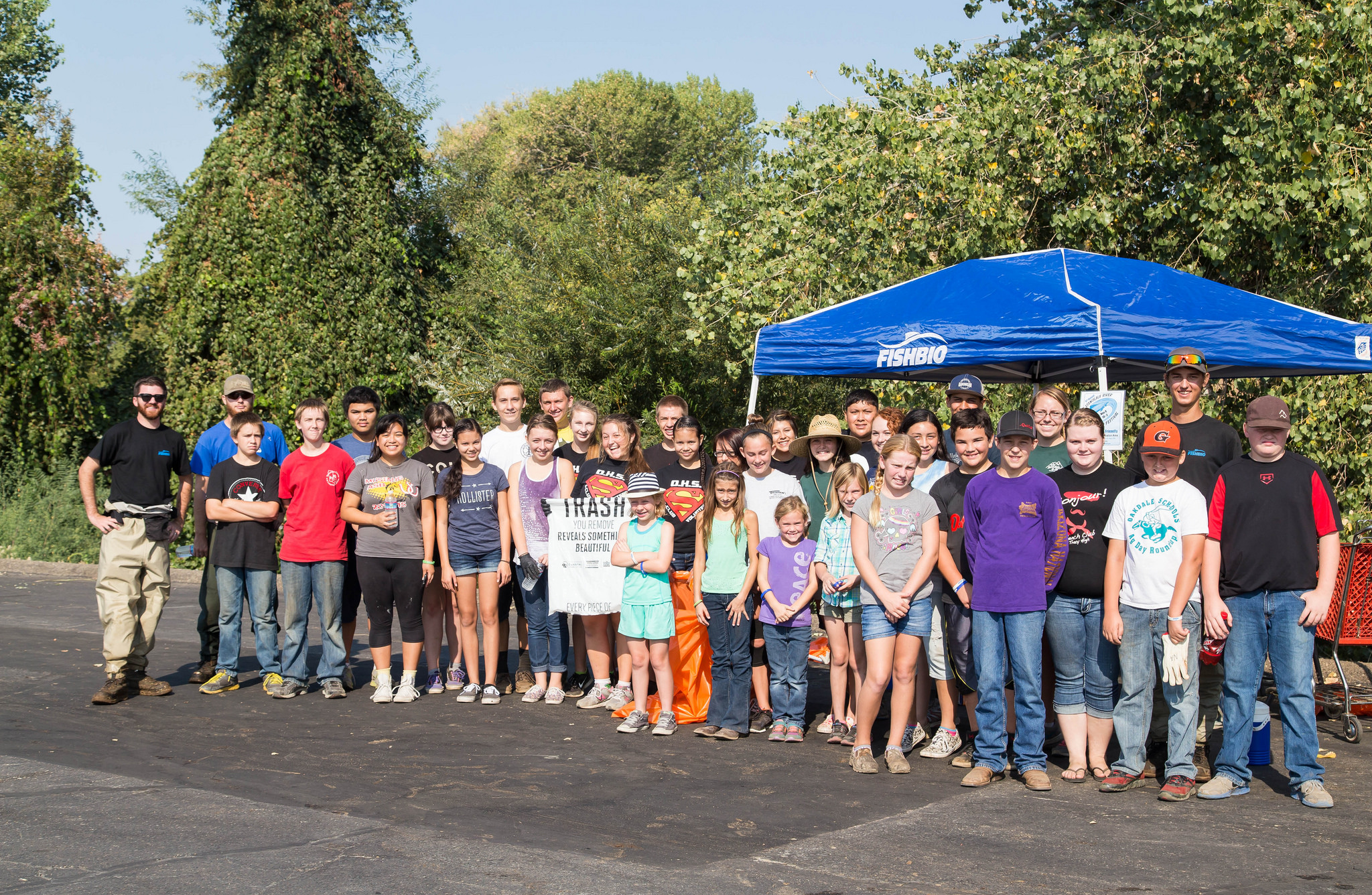 Stanislaus River Clean Up