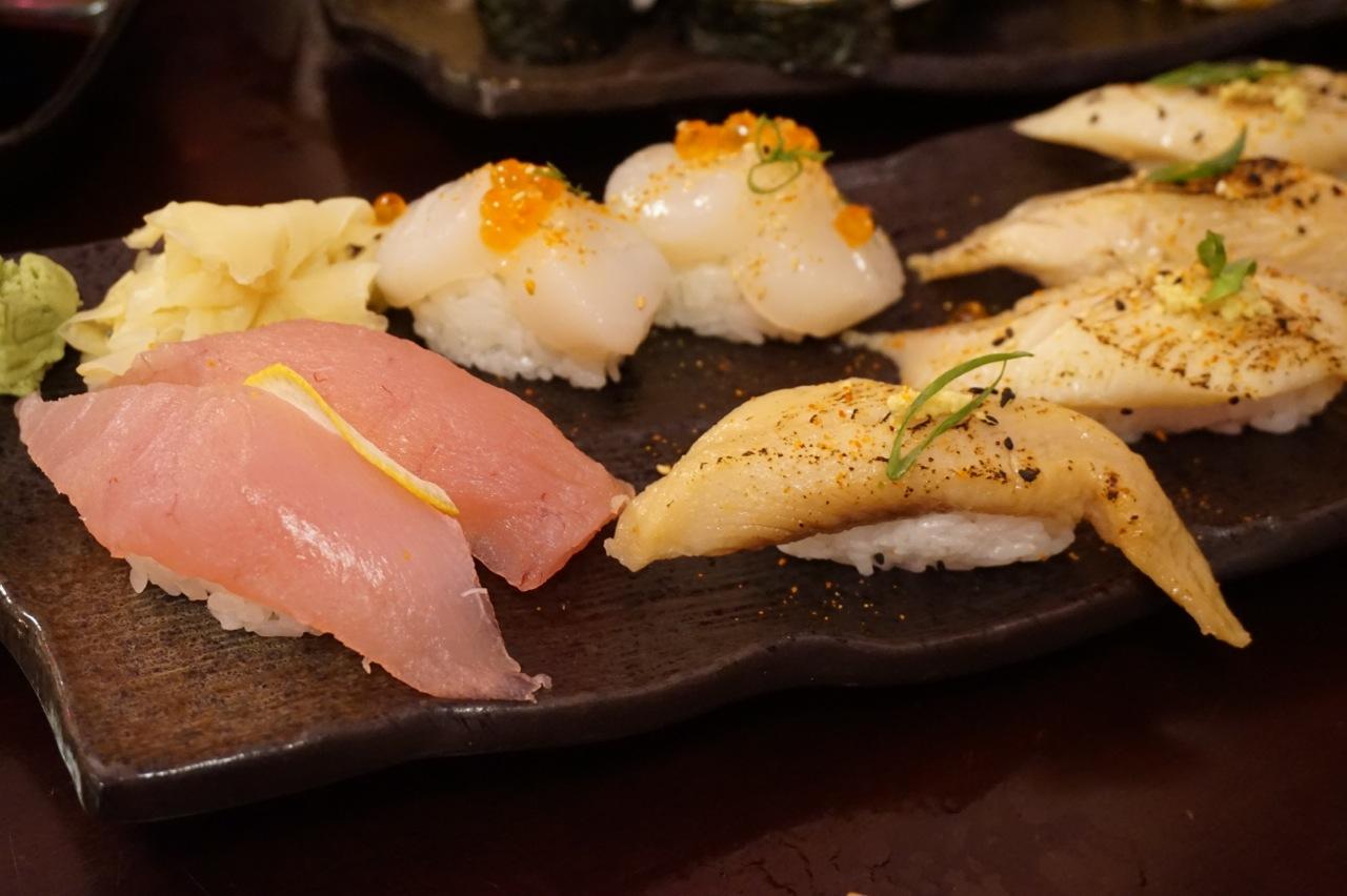 Sustainable sushi