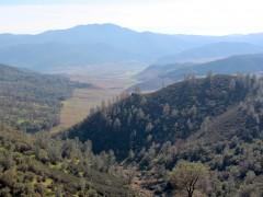 View of Lake McClure
