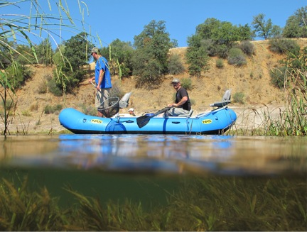 Cleaning up the Feather River