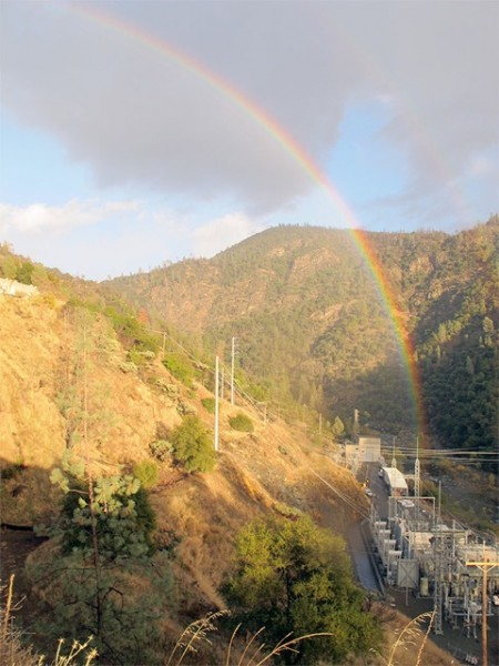 Rainbow and Hydropower
