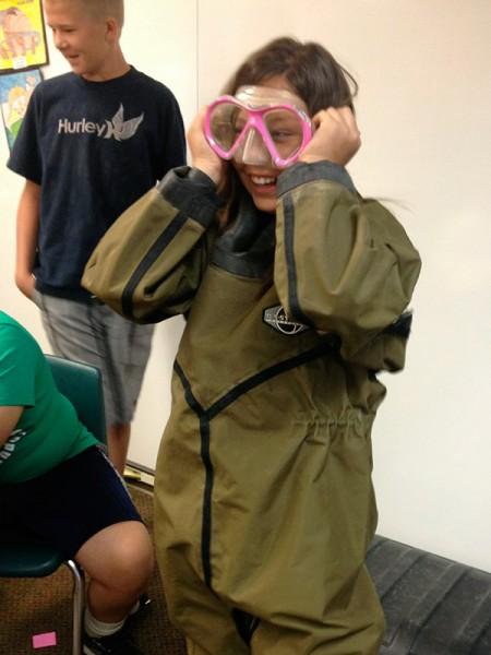 FISHBIO in the classroom