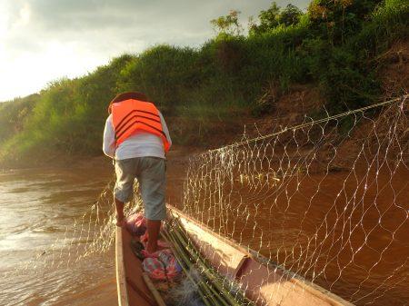 Fish Monitoring in Laos